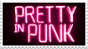 - Stamp: Pretty in Punk. - by ChicaTH