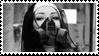 - Stamp: Gasmask nun. - by ChicaTH