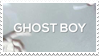 - Stamp: Ghost boy. - by ChicaTH