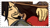 - Stamp: Hanzo x Jesse. - by ChicaTH