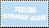 - Stamp: Feeling strange again. by ChicaTH