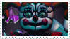 - Stamp: Circus Baby. - by ChicaTH