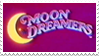 - Stamp: Moon Dreamers. - by ChicaTH