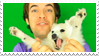 - Stamp: Jack and Klondike. - by ChicaTH