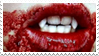- Stamp: Like a vampire. - by ChicaTH