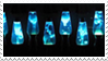 - Stamp: Lava lamps. - by ChicaTH