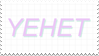 - Stamp: Yehet. - by ChicaTH