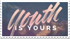 - Stamp: Youth is yours. - by ChicaTH