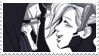 - Stamp: Reaper x Mercy. - by ChicaTH