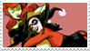 - Stamp: Poison Ivy x Harley Quinn (2). - by ChicaTH