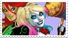 - Stamp: Poison Ivy x Harley Quinn (5). - by ChicaTH