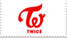 - Stamp: TWICE. - by ChicaTH