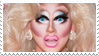 - Stamp: Trixie Mattel. - by ChicaTH