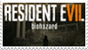 - Stamp: Resident Evil 7 - Biohazard. - by ChicaTH