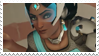 - Stamp: Symmetra (3). - by ChicaTH