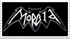 - Stamp: Morbid. - by ChicaTH