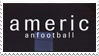 - Stamp: American Football. - by ChicaTH