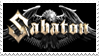 - Stamp: Sabaton. - by ChicaTH