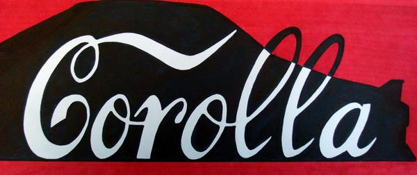 Coca-Corolla by HIsociety
