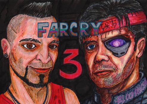 FarCry3 Illustration