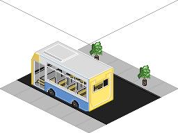 Bus by techtoucian