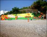 Graffiti - Hagia Fotia 2