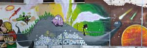 Graffiti - Seventh Primary by CanteRvaniA
