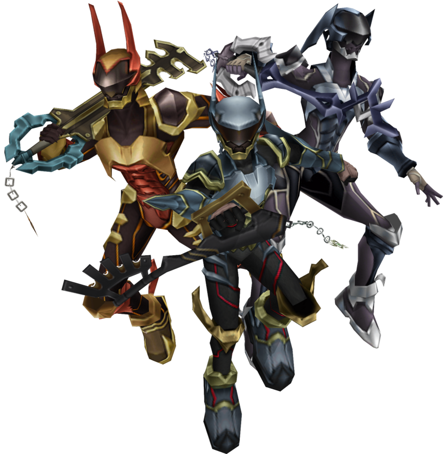 New armors