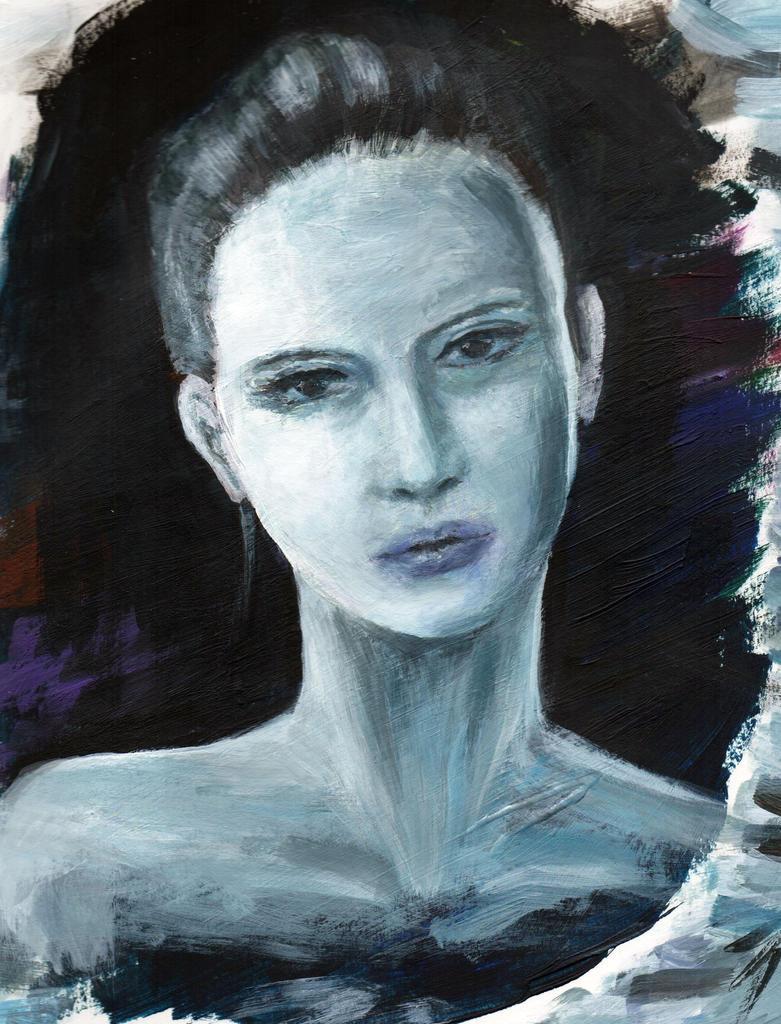 Angela Miller (portrait) by vesoliyrodger183