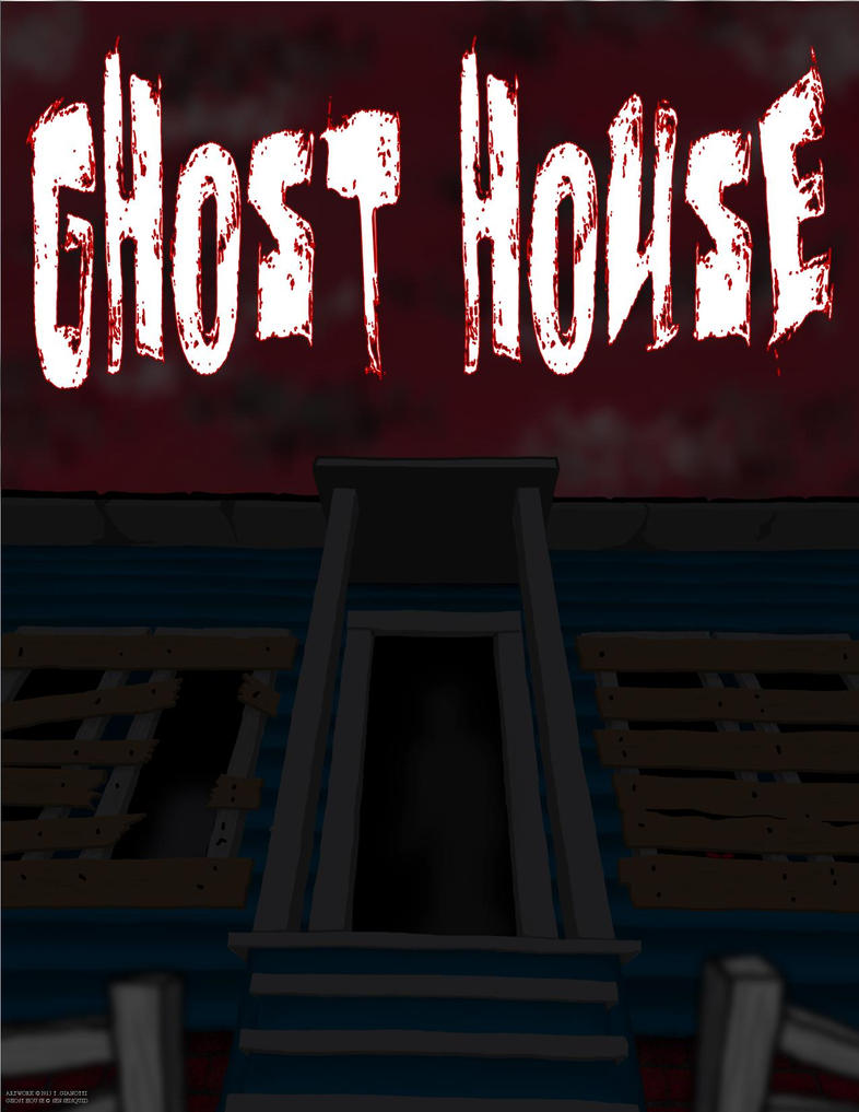 Ghost House by nagromelyahs