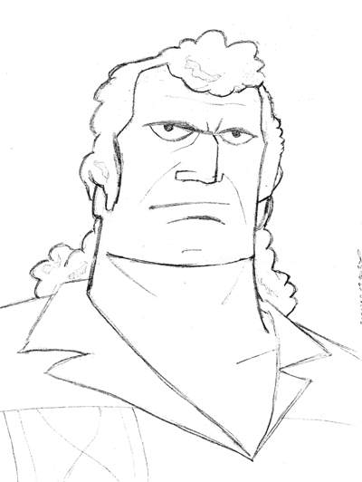Brock by joesmithrealname