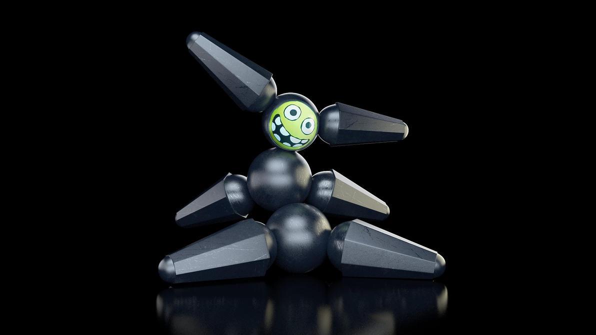 Megabot 2 by punkandroll
