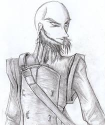 Burzmali (Heretics of Dune) by CorvenIcenail