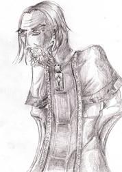 Albertus (Heretics of Dune) by CorvenIcenail
