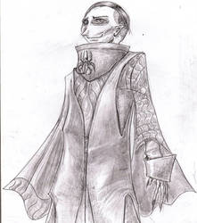 Waff (Heretics of Dune) by CorvenIcenail