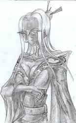 Sirafa (Heretics of Dune) by CorvenIcenail