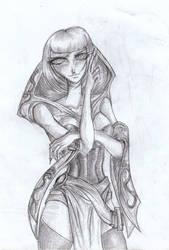 Materly (Heretics of Dune) by CorvenIcenail