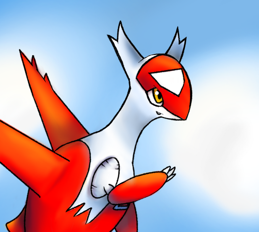 Latias by Mikiomi