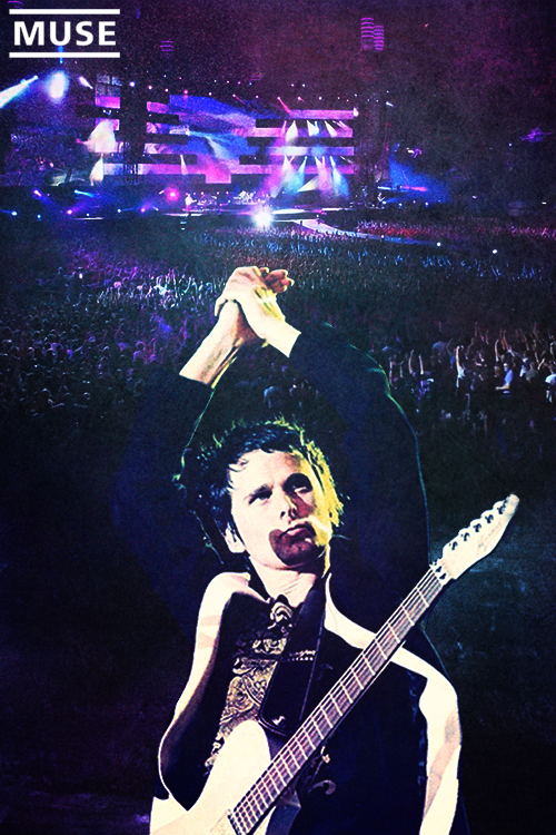 Matt bellamy muse poster by samsaga1307 on deviantart matt bellamy muse poster by samsaga1307 voltagebd Image collections
