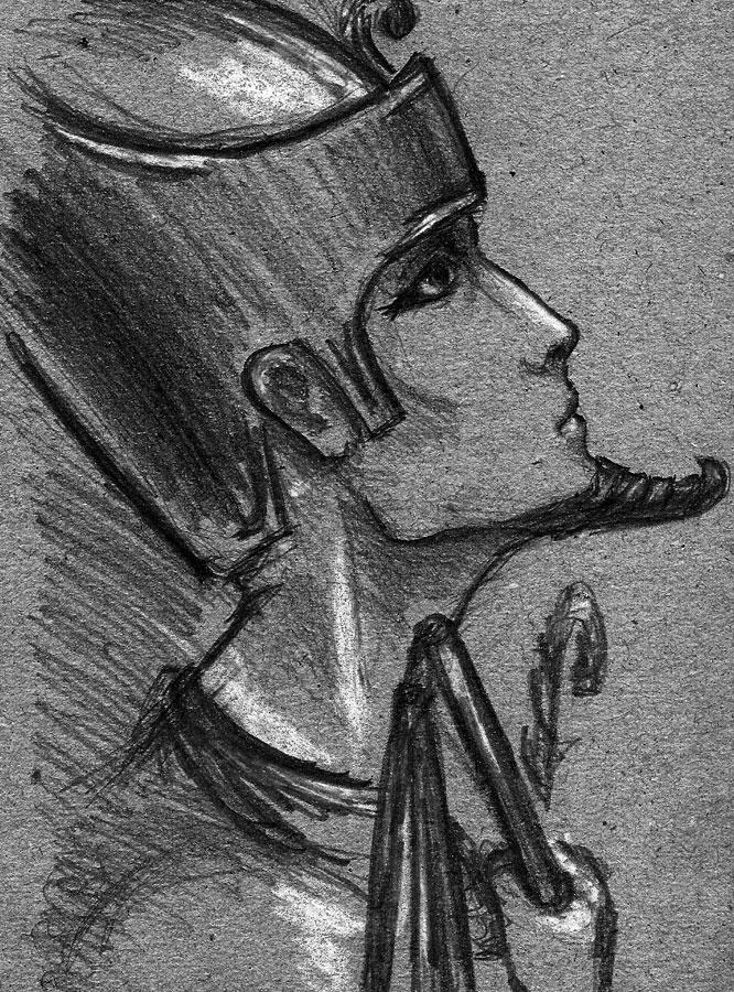 Pharaoh by Sova-mouse