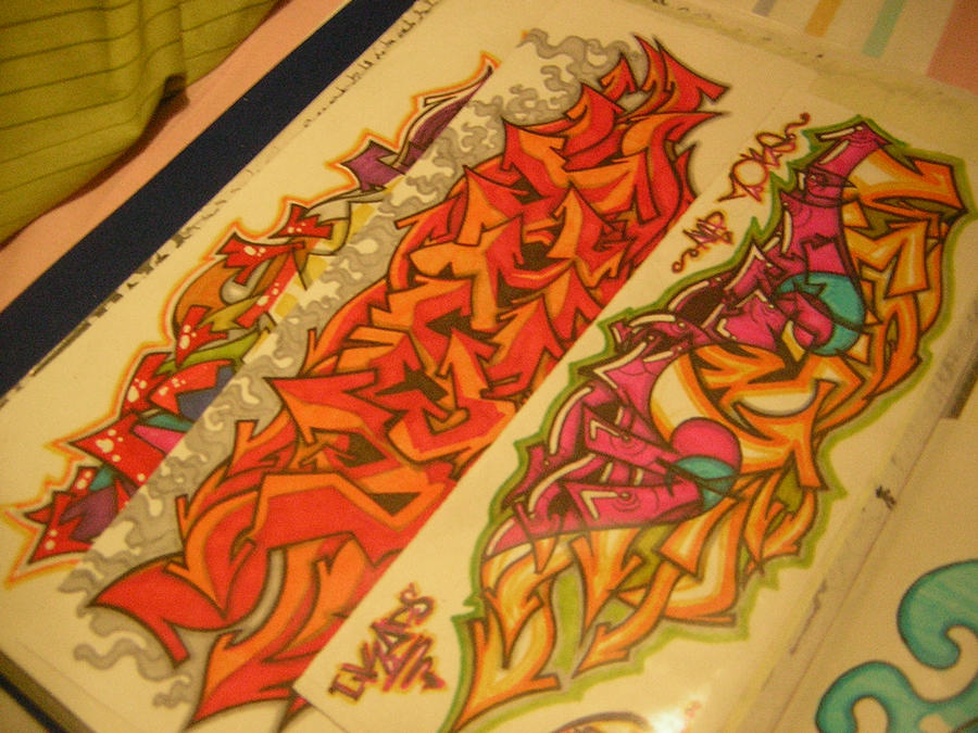letras by AndresPerezdelgado
