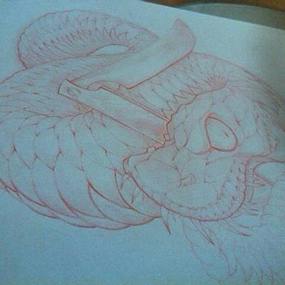 snake by AndresPerezdelgado