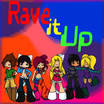 Rave it Up Cover