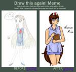 Nurse Mia - Draw this again