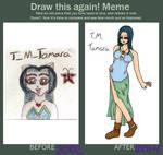 T. M. Tamara - Draw this again