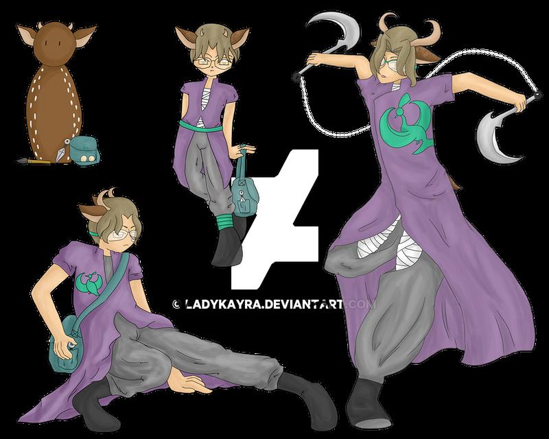 Evolution of a Deer