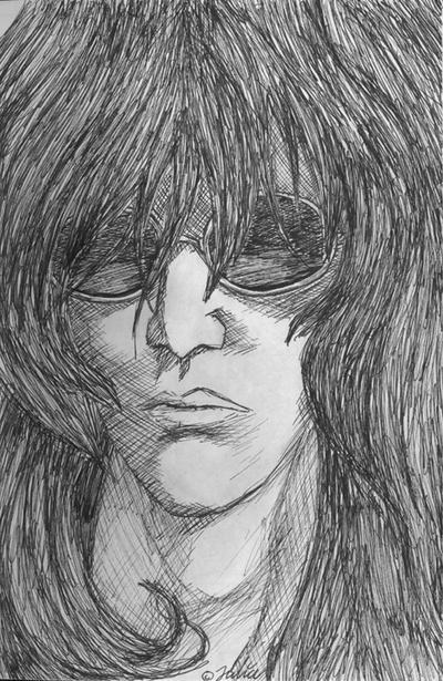 Joey Ramone by the-ChooK