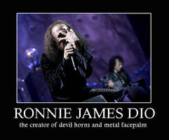 Ronnie James Dio, demote by the-ChooK
