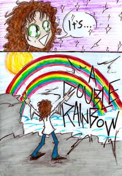 Double rainbow - feat. Dio