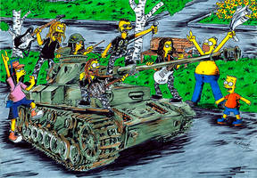 Sabaton - Springfield invasion by the-ChooK